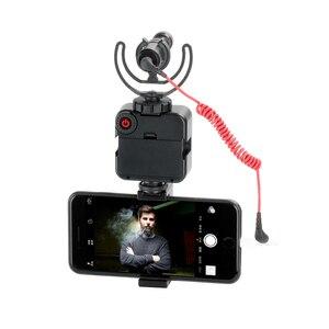 Image 2 - Ulanzi Panel de luz LED de alta potencia para teléfono inteligente Canon y Nikon, luz LED Ultra brillante para vídeo con 3 Zapata, regulable, portátil