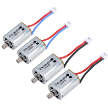 4Pcs CW CCW Motor Parts for Syma X8G Venture RC Quadcopter Drone Spare Parts Helicopter Accessories New Original