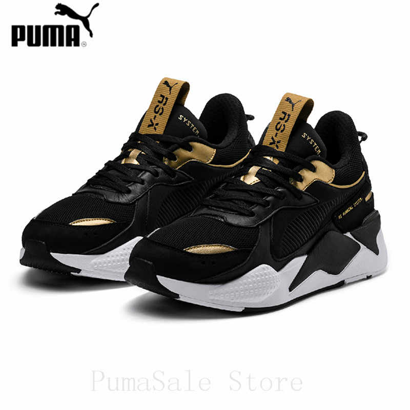 b3e731f17a1a ... PUMA RS-X Trophy Sneakers Men Women Badminton Shoes Toys  369451-01Transformer Reinvention RS ...