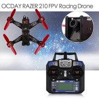 OCDAY 210 Full Carbon Fiber FPV Trasmettitore Drone di Immagine Della Fotocamera Da Corsa
