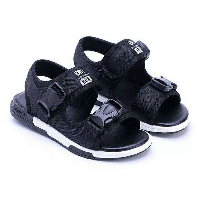 22005a6b5 Verano niños Zapatos Marca Punta abierta niño Niñas Sandalias ortopédicos  deportes Niños Sandalia de cuero ocasionales