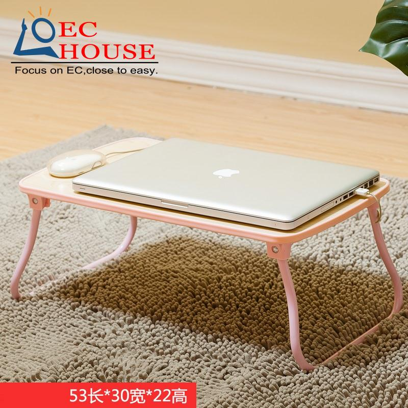 ФОТО The bed with foldable notebook comter lazy small table desktop home bedside desk for children to learn FREE SHIPPING