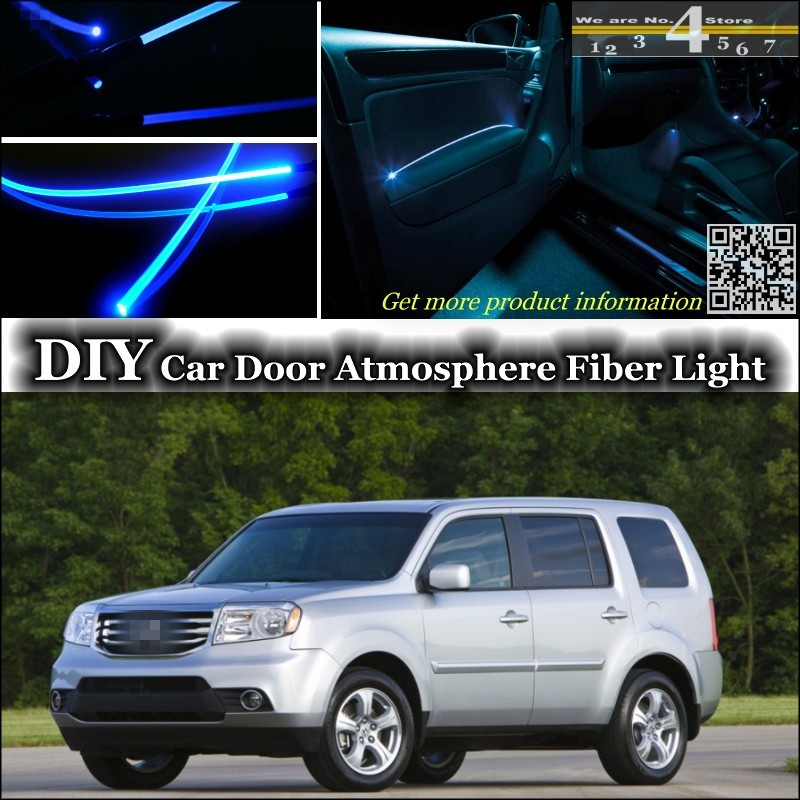 For Honda Pilot Interior Ambient Light Tuning Atmosphere