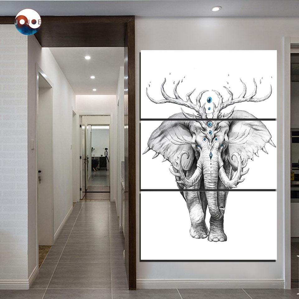 Großartig Gerahmte Kunst Set Galerie - Rahmen Ideen ...
