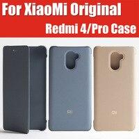 5 2 5D Snapdragon 430 625 Redmi 4 Pro Leather Flip Cover 100 Original Mi Brand