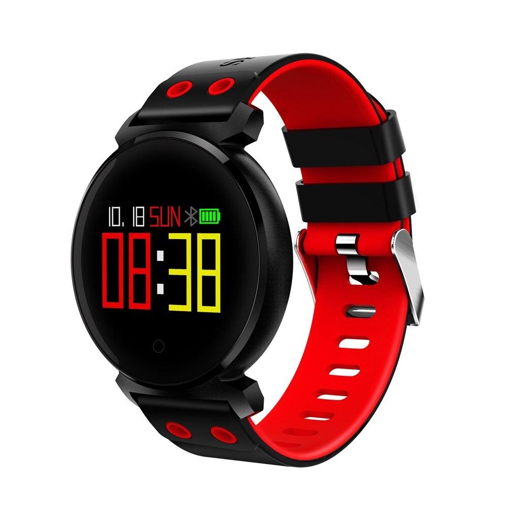 696 K2 bracelet connecté Montre La Pression Artérielle moniteur de fréquence cardiaque en oxygène du Sang