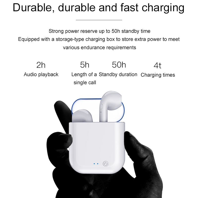 i7p mini Upgraded i7 i7s mini not i7s tws wireless bluetooth earphone  headset Stereo Air pods with mic for xiaomi iphone airdots