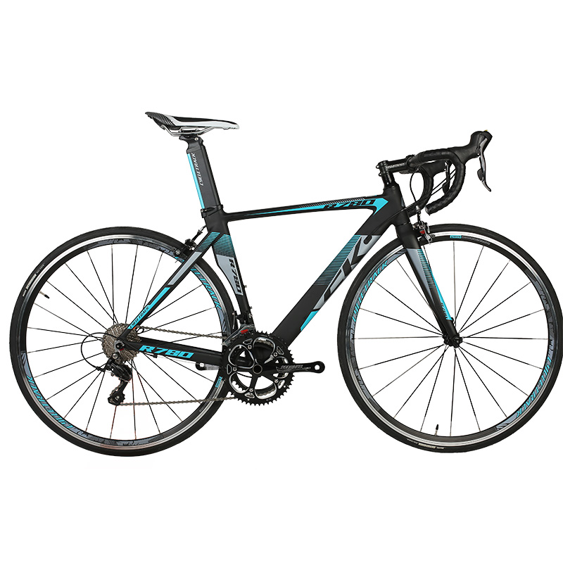 RichBit Road Race Bike 18 Speeds 9 Gears Cassette Ultra Light Weight Carbon Fiber Fork Shimano 3500 700C*46/48cm Road Bicycle richbit road