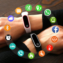 Sport Bracelet Smart Watch Women Men For Android IOS Smartwatch Fitness Tracker Electronics Smart Clock Wrist Band Smart-watch