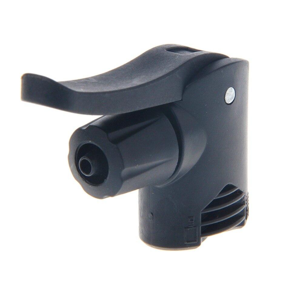 Bike Bicycle Air Pump Inflator F/V A/V Valve Converter Nozzle Adapter