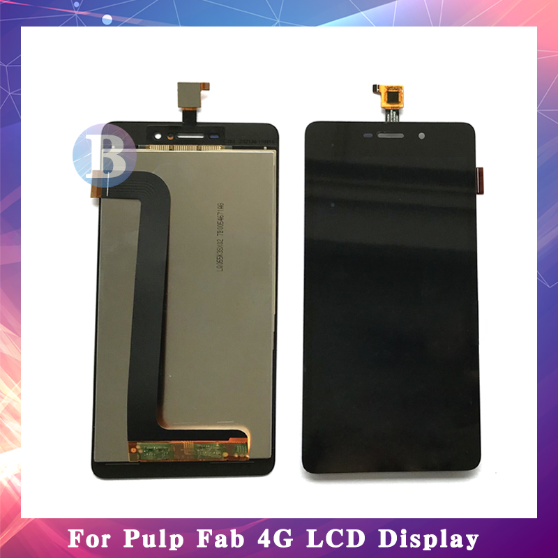 5.5 For WIKO Pulp fab 4G LCD Display Screen With Touch Screen Digitizer Assembly High Quality5.5 For WIKO Pulp fab 4G LCD Display Screen With Touch Screen Digitizer Assembly High Quality