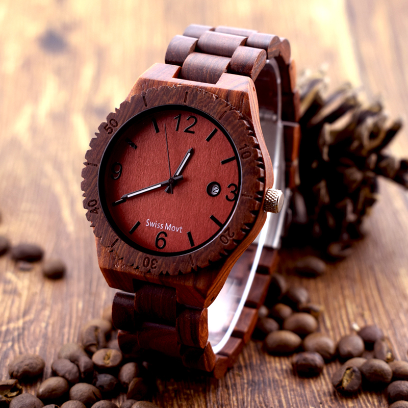Fashion Top Gift Item Wood Watches Men's Analog Simple Hand-made Wrist Watch Male Sports Quartz Watch Reloj de madera fashion top gift item wood watches men s analog simple bmaboo hand made wrist watch male sports quartz watch reloj de madera