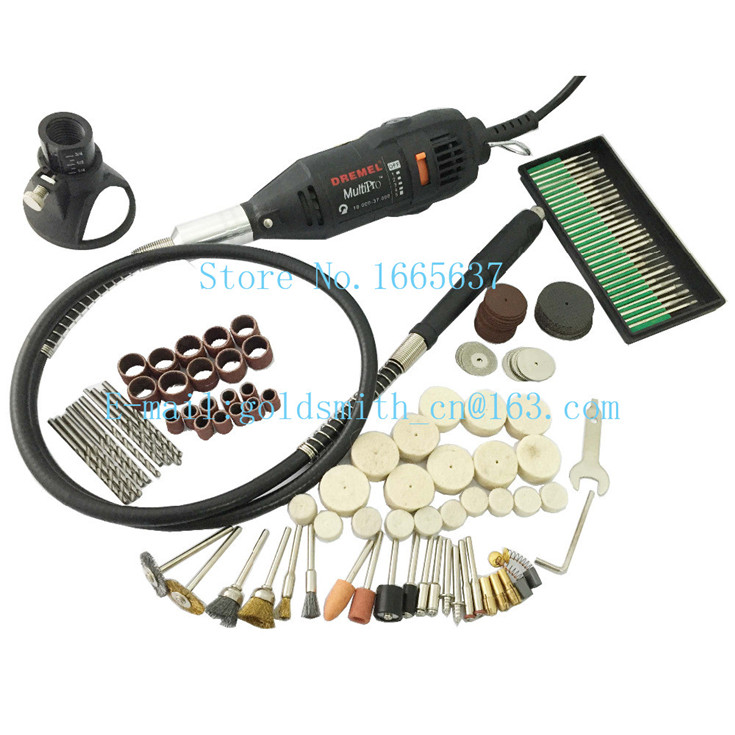 Mini Dremel Electric Drill Grinder Motor with 170pcs Polishing Drill Grinding Sawing Honing Accessories Abrasive jewelry Tools variable die grinder ceramic metal abrasive tools micro electric hand drill mini engraver with polishing tool electric drill