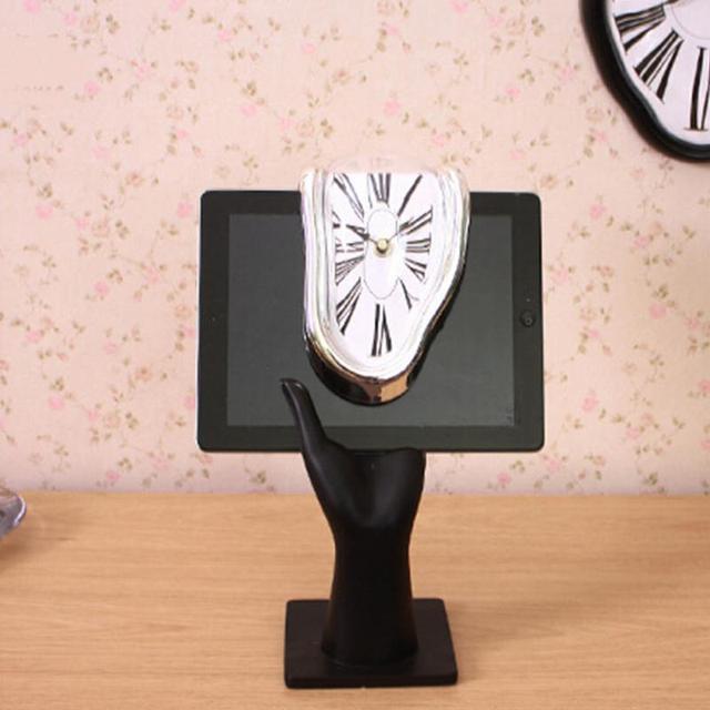 Melting Dali Style Wall Clock