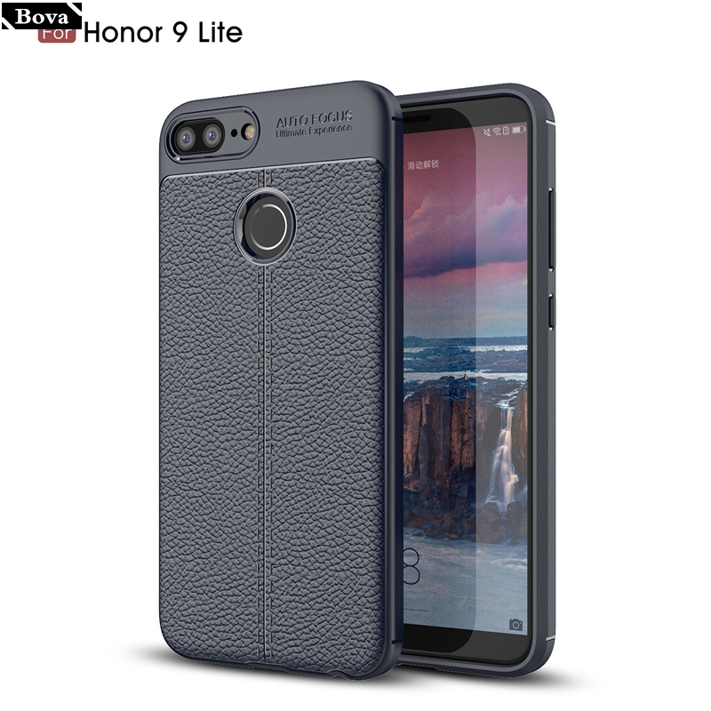 Case for Huawei Honor 9 Lite 5.65-inches tpu silicone Case TPU Case Protective Cover Case Luxury fundas coque