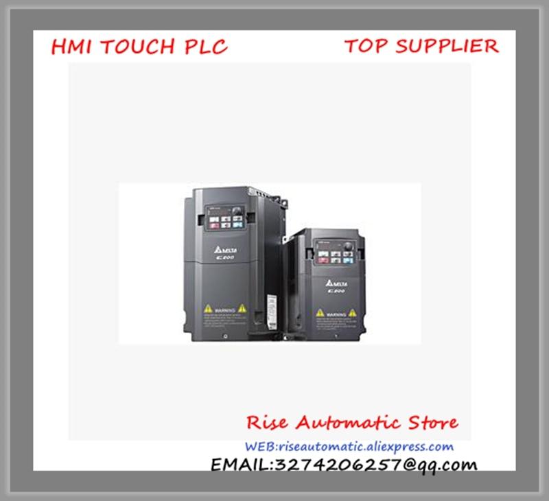 VFD-C200 Inverter AC motor drive 3 phase 380V 1.5Kw 2HP 4A 600HZ new VFD015CB43A-20VFD-C200 Inverter AC motor drive 3 phase 380V 1.5Kw 2HP 4A 600HZ new VFD015CB43A-20