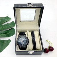 New Men's Fashion Casual Watch Gift Customize Your Greeting Box High Quality Boyfriend Gift Birthday Gift Father's Day Gift
