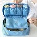 Organizador bolso da maquiagem fabricantes que vendem lingerie bra bolsa de viagem coreano criativo multifuncional saco de lavagem portátil
