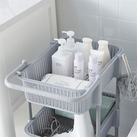 High Quality Storage Organizer Plastic Kitchen Storage Box Storage Shelf Food Canister Keep Fresh New Container Hot Selling
