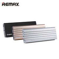 REMAX 20000mAh 2USB LED External Battery Pack Charger Portable Power Bank For iPhone5S 6 S Plus For S5 S4 S3 Note 4 3 For Xiaomi