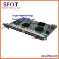 Оригинал Fiberhome 8 портов GPON плата для 5516-01 OLT. GC8B карты модель с 8 SFP модули