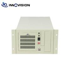 Stabilny wallmounted podwozie IPC2407A przemysłowe obudowa komputera wspieranie 7 gniazdo przemysłowe, aby zamówić ofertę ISA płyta montażowa