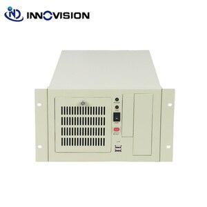 Image 1 - Stabilny wallmounted podwozie IPC2407A przemysłowe obudowa komputera wspieranie 7 gniazdo przemysłowe, aby zamówić ofertę ISA płyta montażowa