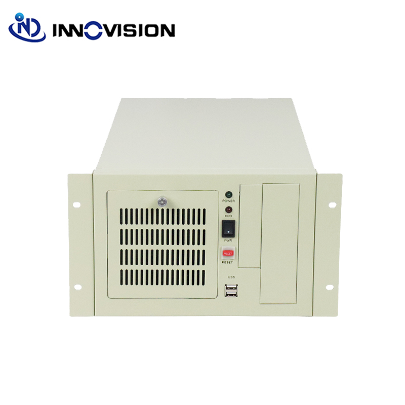 Stable wallmounted chassis IPC2407A industrial computer case supporting 7slot industrial ISA backplane-in Industrial Computer & Accessories from Computer & Office