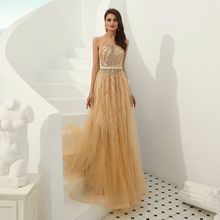Beauty-Emily Fairy Evening Dress 2019 ceremony gown