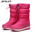 New 2016 women's boots winter women snow boots  thick outdoor non-slip waterproof snow boots for women botas mujer 06