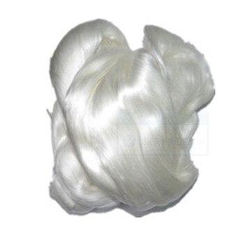 Atacado fibra para fiação itinerante 100% top de seda seda amoreira 500g/4 bolas/lote
