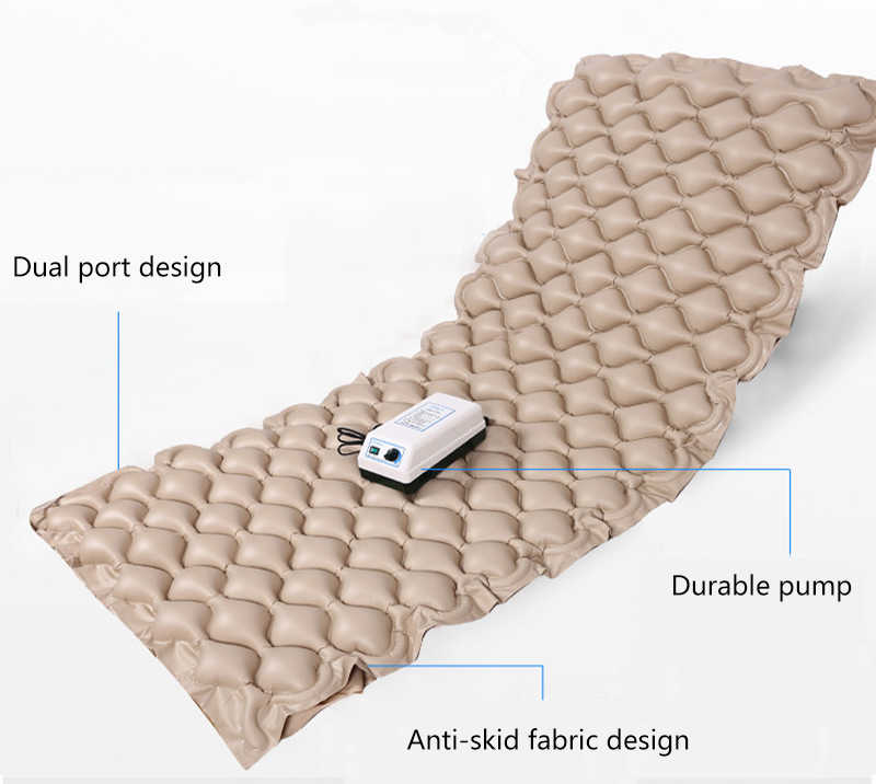 Hanriver Spherical Preventing Bedsore Cushion Bed Pressure Sores Blow Up Lilo Bed With Thick Spherical Air Cushion Bed Silent