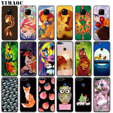 YIMAOC The Lion King Soft Silicone Phone Case for Huawei Nova 4 3 3i 2i Cases for Huawei Mate 20 10 Pro Lite Cover(China)