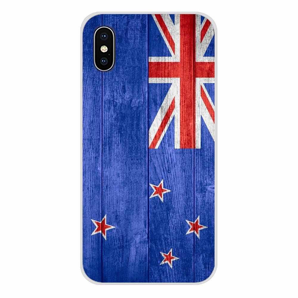 Австралийская Национальная эмблема флага для Xiaomi Mi6 A1 5X 6X Redmi Note 5 5A 4X 4A 4 3 Plus Pro pocophone F1 Чехол для мобильного телефона