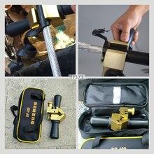 BP-400 инструмент для зачистки проводов для глубины пилинга ниже 4,5 мм, диапазон зачистки 11-30 мм медно-алюминиевый кабель