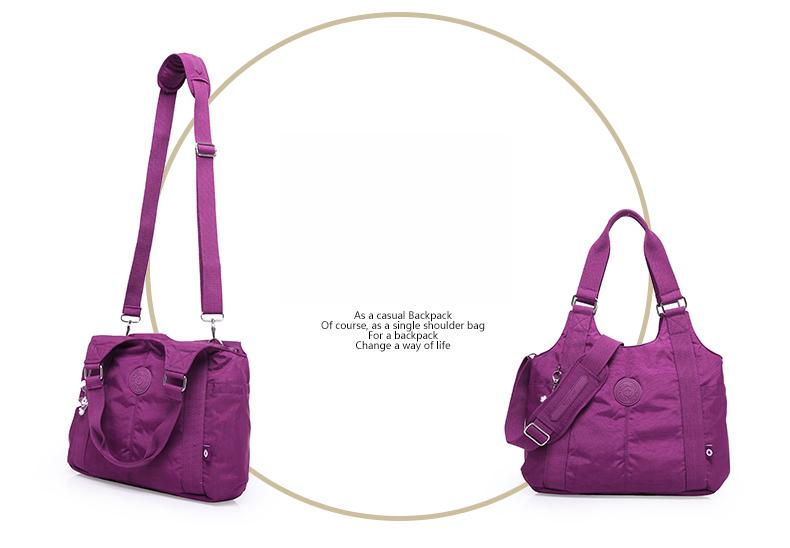 fb5d779952 TEGAOTE Top-handle Bag Shoulder Luxury Handbags Women Bags Designer ...