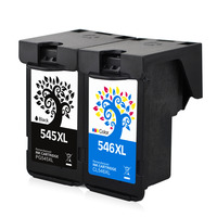 2pcs Ink Cartridge For PG 545XL PG545XL CL 546XL CL546XL For Canon Pixma IP 2850 MG