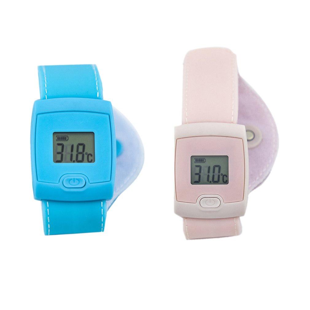 4.3 Inches LCD Bluetooth Children Kids Thermometer Digital Fever Thermometer Intelligent Thermometer Newborn Baby Health Care