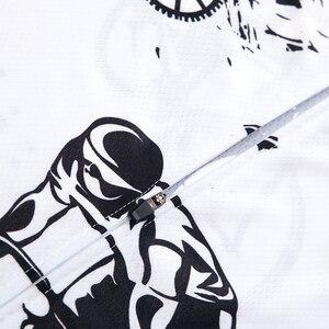 Image 4 - 2020 Hot Pro Team Lange Mouwen Wielertrui Set Bib Broek Ropa Ciclismo Fiets Kleding Mtb Bike Uniform Mannen Kleding