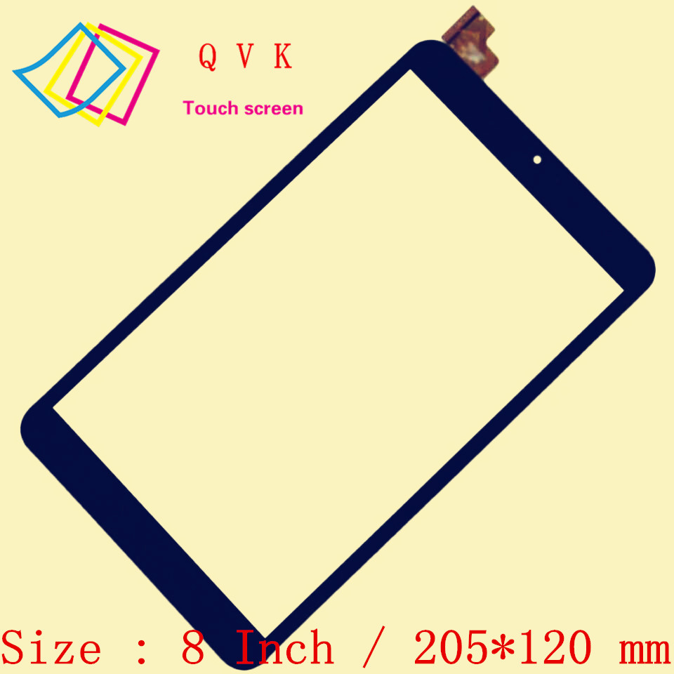 Black 8 Inch for Digma EVE 8800 3G ES8031EG tablet pc capacitive touch screen glass digitizer panel Free shipping