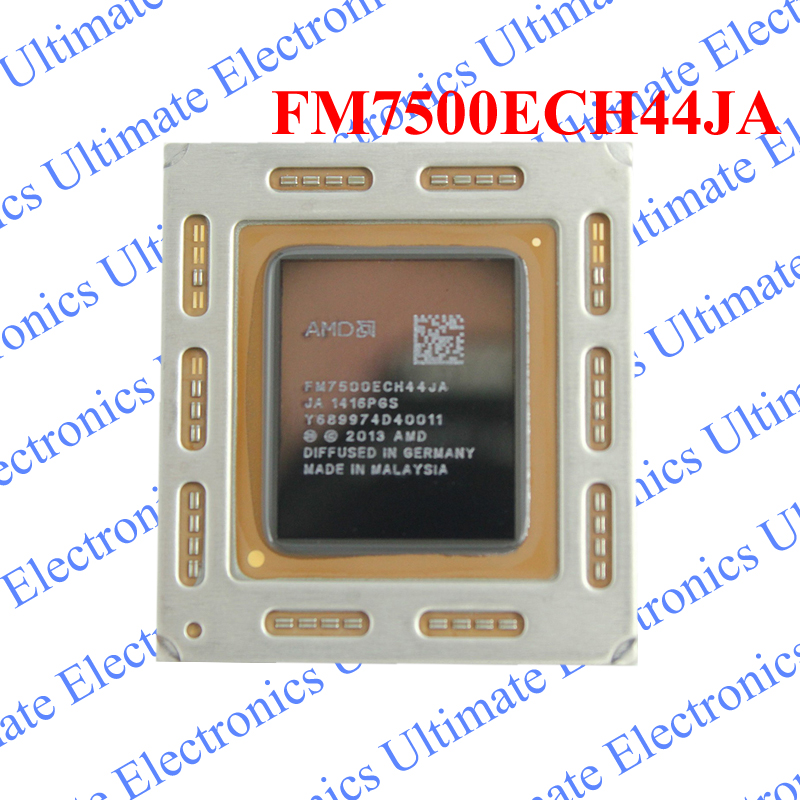 ELECYINGFO Refurbished FM7500ECH44JA BGA chip tested 100% work and good qualityELECYINGFO Refurbished FM7500ECH44JA BGA chip tested 100% work and good quality