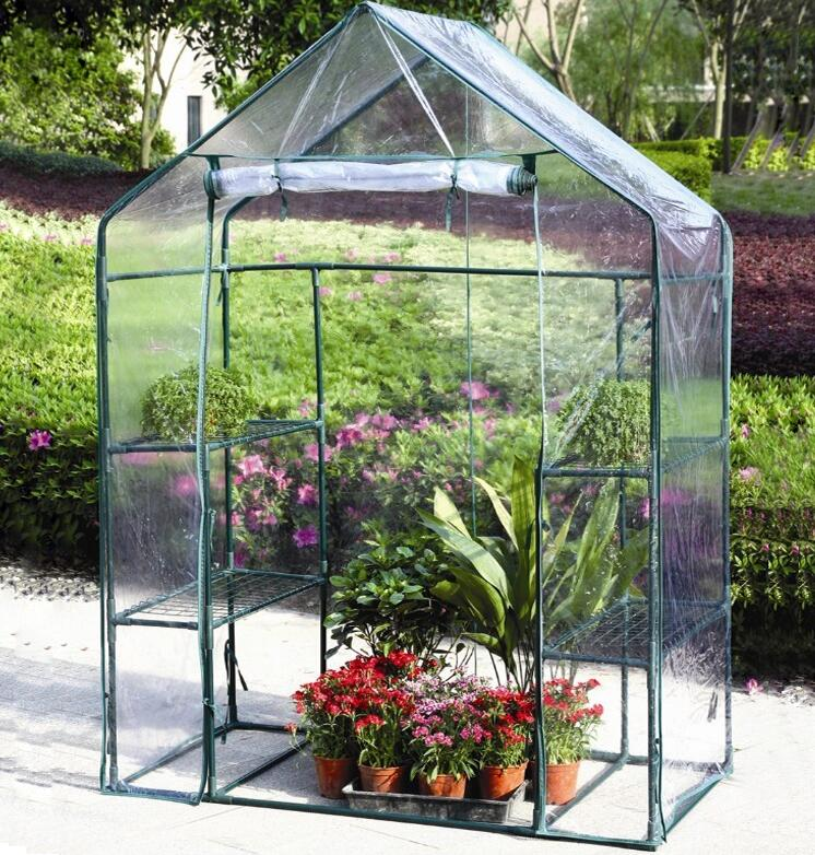 2016 the newest green house Grow Tent 143*73*195cm Hydroponic Water proof Indoor Planting Tent Stock in US/UK/GE/AU/Canada-in Garden Greenhouses from Home ... & 2016 the newest green house Grow Tent 143*73*195cm Hydroponic ...