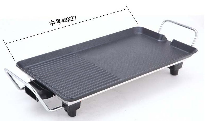 free shipping bbq grill fashion cooking pan ovenware electric home use