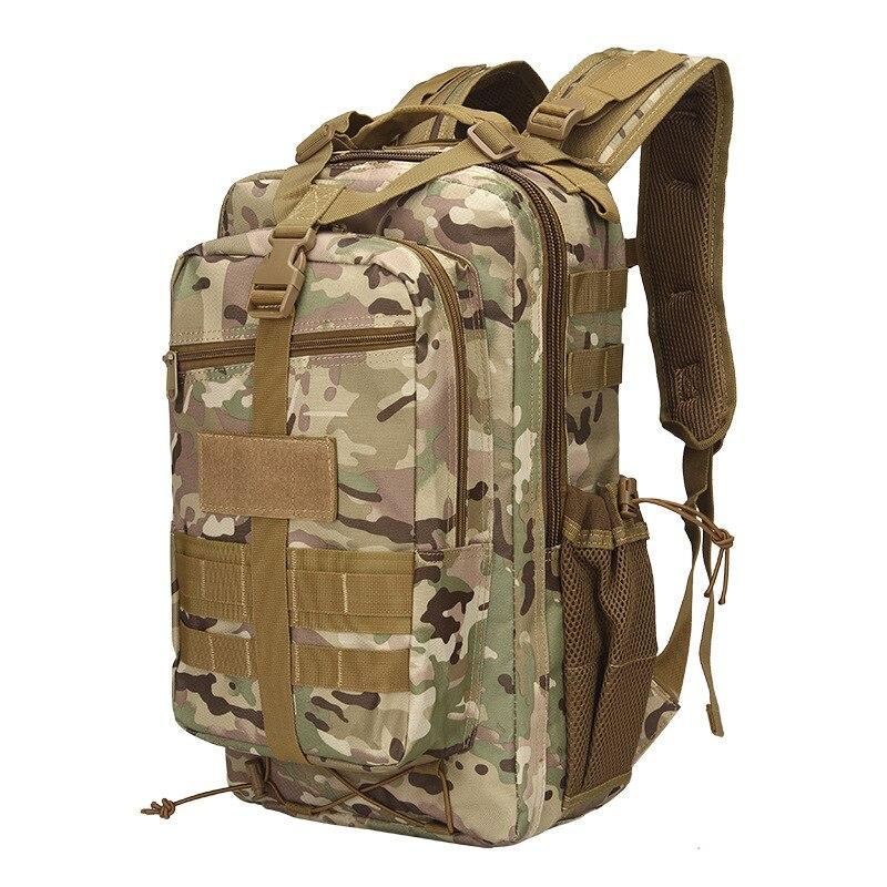 Système MOLLE tactique militaire sac à dos 3 jours Combat attaque sac à dos multi-usage assaut sac à dos Trek armée sac à dos