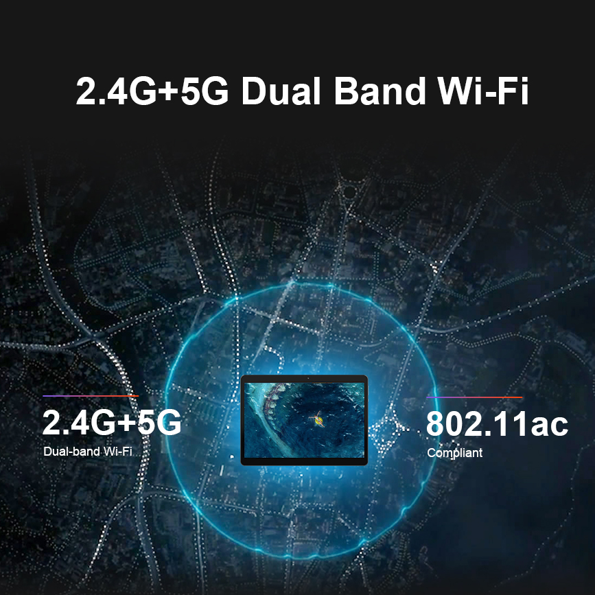 "Teclast M20 10.1"" Tablet Pc 4g Lte Phone Call Tablet Mtk6797 X23 Deca Core 4gb Ram 64gb 2560x1600 Android 8.0 6600mah Gps Wifi #4"