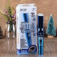 New 3D Fiber Lashes Rimel Mascara Makeup ink Gel Natural Fibers Waterproof Eyelash Mascara Curling Cosmetics Eye Makeup