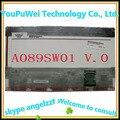 Envío libre 8.9 pulgadas lcd matriz A00 HSD089IFW1 LP089WS1-TLA1 a089sw01 n089l6 A089SW01 V.0 pantalla del ordenador portátil lcd 1024*600 40pin