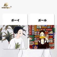 Mimiatrend Boy & Girl PU Cover for Amazon Kindle Paperwhite 1 2 3 449 558 Voyage Case 6 inch Ebook Tablet Accessories Gift