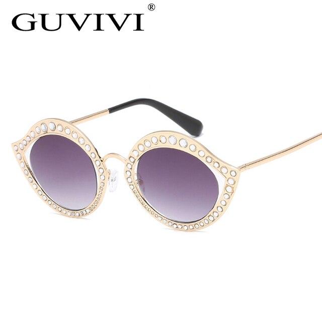 Lunettes De Soleil Femme Oeil De Chat Cat Eye Violet Original Crystal Fashion lCuJP4xBi