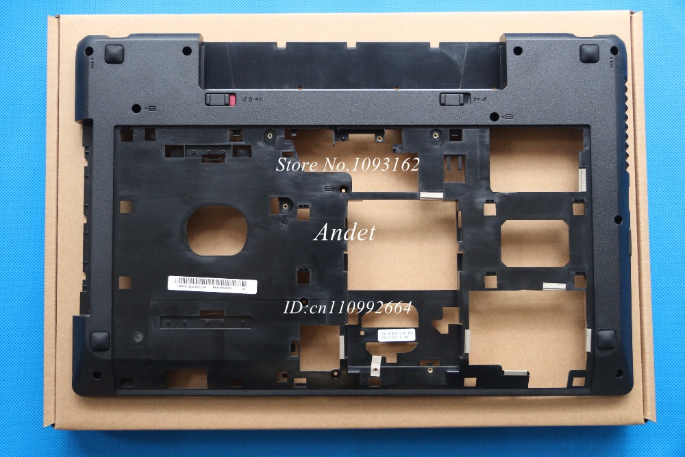 Подробнее о New Origina for Lenovo IdeaPad G580 G585 Bottom Base Cover Lower Case without HDMI new for lenovo ideapad y400 y410p y410 series bottom base case cover